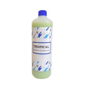 Fregasuelos profesional con aroma Tropical. Limpieza Torrent