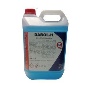 gel hidroalcoholico 5 litros Seistan