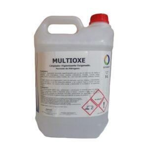 Multioxe desinfectante higienizante