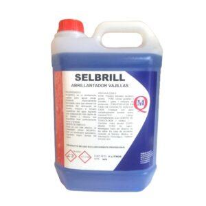 abrillantador de vajillas industrial Selbrill