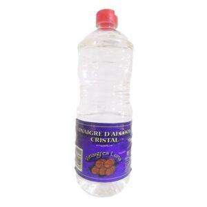 Vinagre de alcohol limpiador ecologico