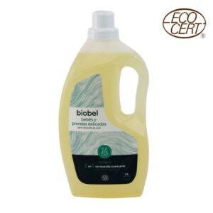 Biobel detergente bebés y prendas delicadas ecológico