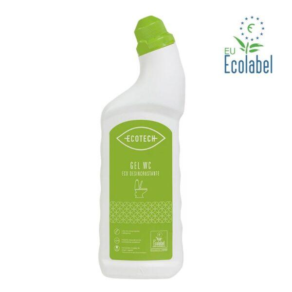 Ecotech gel WC desincrustante ecológico baños