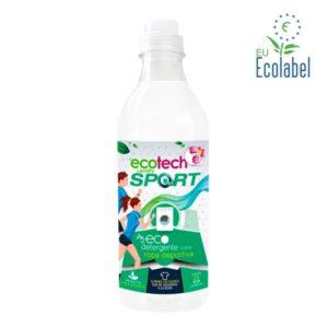 Ecotech Laundry Sport detergente ecológico prendas deportivas