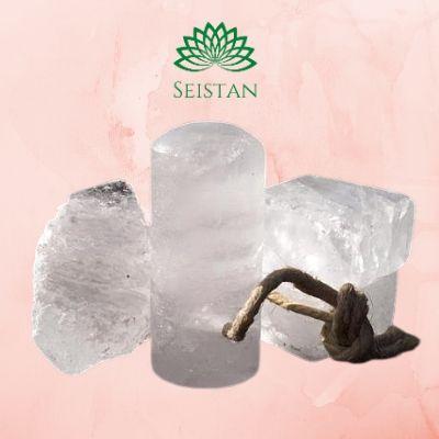 Desodorante piedra de alumbre SEISTAN