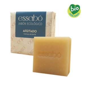 jabón de afeitar sólido Essabó