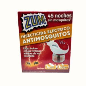 enchufe antimosquitos zum. Insecticida electrico zum