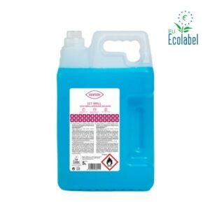 Abrillantador ecológico para lavavajillas profesional. Ecotech Set Brill