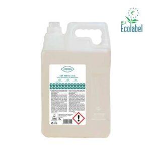 lavavajillas ecologico profesional para aguas duras. Ecotech set matic AD